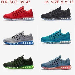 Wholesale 2016 Men And Women Running Shoes Max Sneakers High Quality Many Colors Black and white Sports AIR Shoes Air