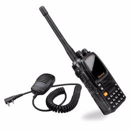 WOUXUN KG-UV9D Plus V U 2.5Khz 136-174 400-512MHz Air Band 7 Bands U V or V U Cross-Band Repeater 5W 999 Channels DTMF F2D F3E Two Way Radio