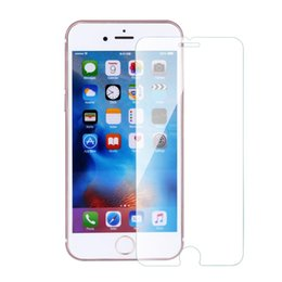 Wholesale 9H Hardness Tempered Glass Film For Alppe iPhone S S S Plus Screen Protector Protective Film High Quality Hot Sale Products