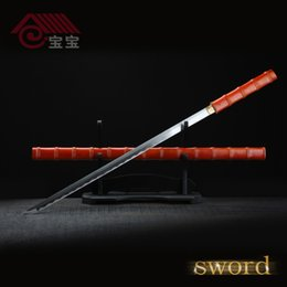 Wholesale LQS15hj100034 collection vintage home decor carbon steel sword shabby chic canada bar nice air force russia csgo Favourite