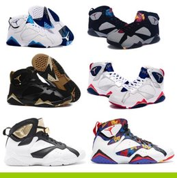 Wholesale Air Retro BORDEAUX OLYMPIC RELEASE RETRO C C CHAMPAGNE GOLDEN MOMENTS PACKAGE NOTHING BUT NET French blue Basketball Shoes