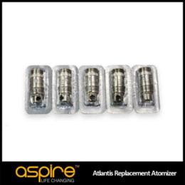 2017 aspire atlantis mega Original Aspire Atlantis bobina fondo vertical de la bobina atomizador 0.3ohm 0.5Ohm 1.0ohm Atlantis V2 / Mega bobinas 10pcs / lot descuento aspire atlantis mega