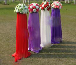 Brides Silk Flower Wedding Bouquet in shades of Lavander Flower Road WEDDING FLOWER FUSHIA PINK & IVORY ROSE CRYSTAL SHOWER TEARDROP BRIDES
