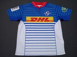 Wholesale Rugby jersey South Africa DHL Stormers Rugby Shirts