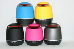 Wholesale 2016 aurora S05 series bluetooth speaker wireless mini iPhone IPAD Computer speakers subwoofers portable bluetooth speaker free DHL