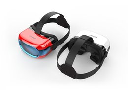 Smart vr 3D glass VR Box 2.0 Version Virtual Reality 3D Glasses with wifi and memory card