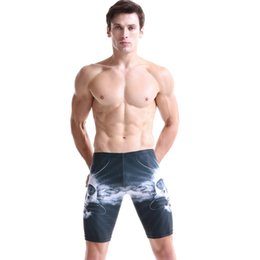 Wholesale-2016 Life On Track Swimming Trunks Surfing Sportswear Multi-functional for Men High Breathable Quick Dry Swimwear