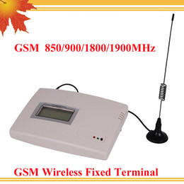 Wholesale Hot sell Fixed radio station GSM MHz GSM fixed wireless terminal GSM industrial strength GSM FWT