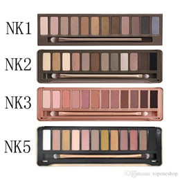 Wholesale 2016 hot sale Makeup eyeshadow palette colors naked palette g with DHL