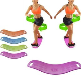 Wholesale Fit Board Balance Board Yoga Board Fitness Sports Trainer Workout Board Yoga Fitness Balance Trainer KKA956