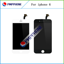 Wholesale Best AAA quality For iPhone LCD Display inch Complete Full Assembly with Touch Screen Digitizer and Frame Replacements