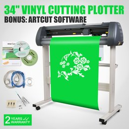 Wholesale vinyl cutter plotter mm with stand and original software