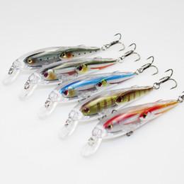 Wholesale 10pcs Water Surface Artificial Bass Minnow Bait cm g Hard Fishing Lure School Fish Baitball Wobbler