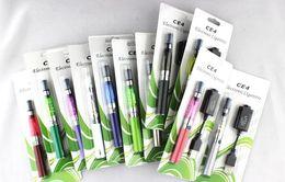 Wholesale Ce5 Vs Ego T - 100% Top Quality 650mAh Battery eGo CE4 CE5 E Cig Electronic Cigarette Starter Kit Blister Kits with no wick long wick VS eGo-T Battery DHL