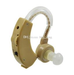 Wholesale Behind the Ear Mini Amplifier Hearing Aids Batteries Convenient Hearing Aid Aids Best Sound Voice Amplifier Deaf Volume