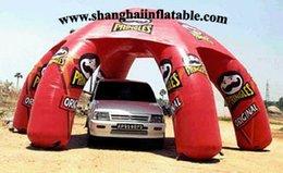 Meilleure tente tente gonflable d'abri de soleil de oxford pour la publicité à bas prix à partir de les frais de publicité fabricateur