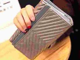 Promotion à double bourse de portefeuille 2016 nouveaux sacs couvrent long portefeuille de soixante-dix pour cent de réduction dame sac double sac à main coréenne point femelle 230