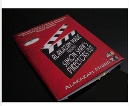 Director's Cut (DVD + Gimmick) - Trick, Metal stage magic magic props