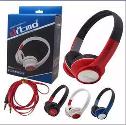 Wholesale Headset Stereo motion mp3 Deep Bass DJ Hi Fi Headphone HiFi Headset Professional High Quality With Bass New Design Wired