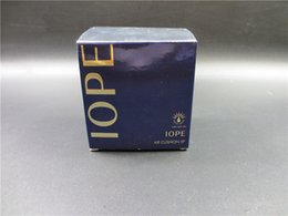 Wholesale Korea Authentic IOPE BB Cream Perfect Cover NO NO SPF Blemish Balm Cream Age control Liquid Foundation Make Up Perfect Skin Tone