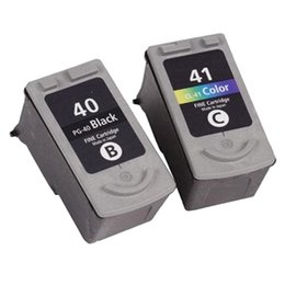 Wholesale 2pcs Compatible for canon ink cartridge for Canon Pixma MP140 MP150 MP160 MP180 MP190 MP210 MP220 MP450 MP470