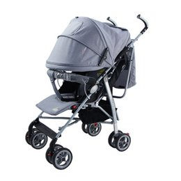 Wholesale fashion good kids child Baby Stroller 3 In 1 With Carrycot And Carseat in USA