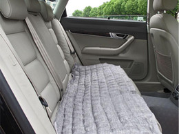 Wholesale Flax car seat three piece Health cushions five seasons backless sofa cushion pad C