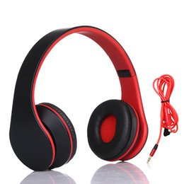 Wholesale Best Sounding Stereo Upmarket Audiophile Headphones With Mic MP3 MP4 Player For Iphone Anroid Mobile Per Box