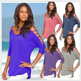 Fashion Tops Women Summer New Arrival Black Sexy Crisscross Front V Back Short Sleeve Casual T-shirt