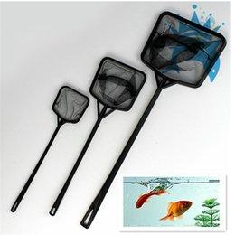 Wholesale New Hot Sale Aquarium Fish Tank Plastic Handle Small Shrimp Betta Tetra Fish Tank Net Kit