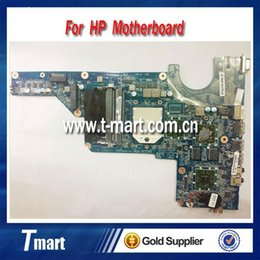 Wholesale For hp G4 G6 G7 laptop motherboard amd non Integrated with video chips working well and full tested