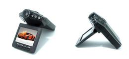 Compra Online Cámaras de guión recuadro negro-DHL HD DVR 100W píxeles LCD 2.5 '' Car 1080P Dash cámaras coche DVR grabador cámara sistema negro cuadro H198 versión de la noche Video Recorder Dash Cámara