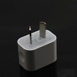 Wholesale Charger Mobile Phone Galaxy S4 - High quality Australia Mobile Phone Chargers wall adapter for iphone 5S 6 Plus wall plug for Samsung galaxy S4 S5 S6