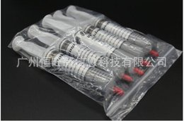 Wholesale 30 grams of large cylinder containing silver thermal conductive silicone thermal silicone computer graphics chips CPU cooling paste