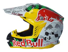 Wholesale Top Grade Professional Motocross Helmet Motorcycle Casque Racing Capacetes Casco Moto ATV Helmets