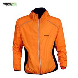 2017 vélo vélo veste de manteau de pluie WOSAWE imperméable manteau de cyclisme pour hommes Windproof vélo de vélo route manches longues manches sans manches veste vent peu coûteux vélo vélo veste de manteau de pluie