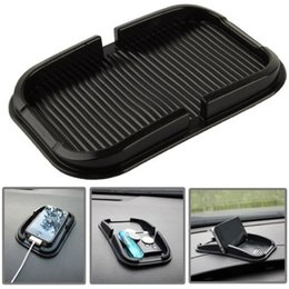 Wholesale Black Car Anti Slip Dashboard Pad Sticky Mobile Phone GPS Car Gadget Holder for Interior Items Accessories