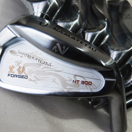 Hot sale New mens Golf Heads NT300 Golf irons Heads 4-9P Irons club heads Free shipping