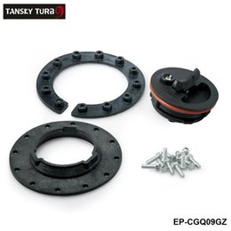 TANSKY -NEW Fit For Water Tank  Breather Universal Water Tank Filler Plate + Twist Cap color Black EP-CGQ09GZ