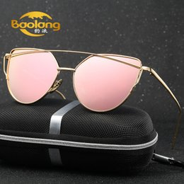 New sunglasses wholesale 1904 European and American fashion trend sunglasses metal color film glasses retro sunglasses can buy a suit