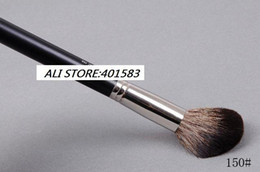 Wholesale 30pcs Hot Sale New Branded Cosmetics Large Loose Powder Brush MC Makeup Powder Face Bronzer Brushes Goat Hair wholsale free shiping