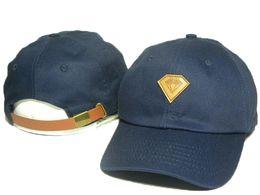 New Design Peaked Caps navy Diamond strapback Adjustable Snapback Caps Hight Quality Hat Snapbacks Golf Caps For Men Free Shipping DDMY