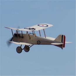 Wholesale Eachine S E a SE5a mm Wingspan Balsa Wood RC Airplane KIT DIY Remote Control Toys