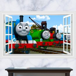 Thomas And Friends Wall Stickers