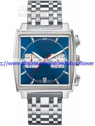Wholesale Hot Selling Top Quality AAA Luxury Stainless Mens Men s Wrist Watches MONACOS LINEAR SYSTEM CHRONOGRAPH WATCH CAW2111 BA0780