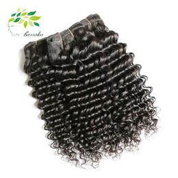 Best Brazilian Hair Products Deep Wave Grade 7a Deep Curly cheap Human Hair Weave Unprocessed Black Hair Extension Brazilian Hair Bundless
