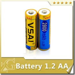 Wholesale 1 A AA Li Battery MAX Cell Rechargable Lithium Batteries mAh For Children Toy Remote Control And More hot new DHL