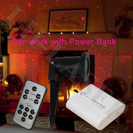 Waterproof Laser Projector Moving Laser Stage Lighting Landscape Light Garden Xmas Lights Decorations for outdoor party