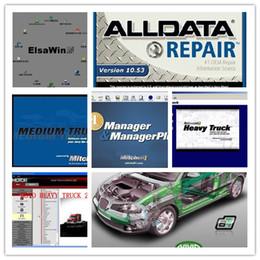 Wholesale all data alldata mitchell ondemand software vivid work shop data atsg elsawin in1 hdd tb auto repair for car and trucks