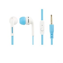 Wholesale 10 Up In Ear Earphone Wired mm Stereo Hand free Calls Appliance for IOS Android Phones MP3 MP4 Music Earphones